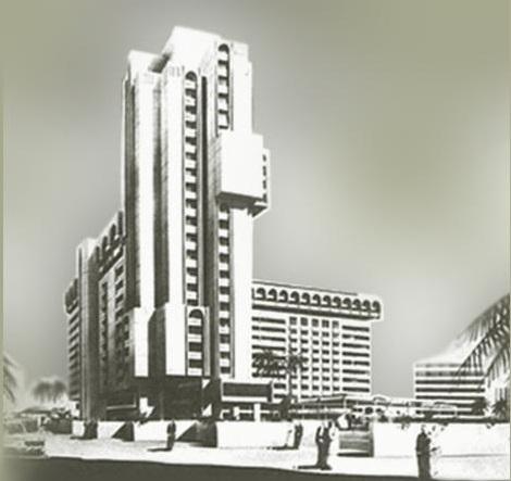 Sabah-Complex-in-Kuwait